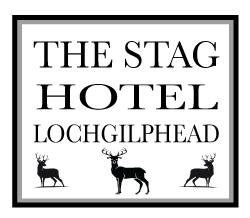 Stag Hotel Lochgilphead Logo